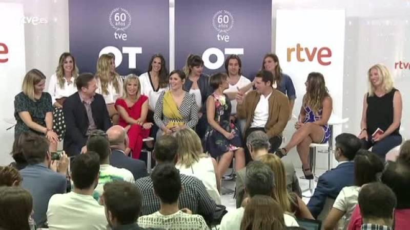 OT. El Reencuentro - Rueda de prensa: ¿Campanadas OT?
