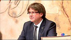 El Debat de La 1 - Carles Puigdemont, president de la Generalitat de Catalunya - Avanç