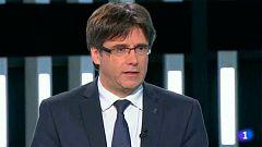 El Debat de La 1 - Carles Puigdemont, president de la Generalitat de Catalunya - Avanç semana