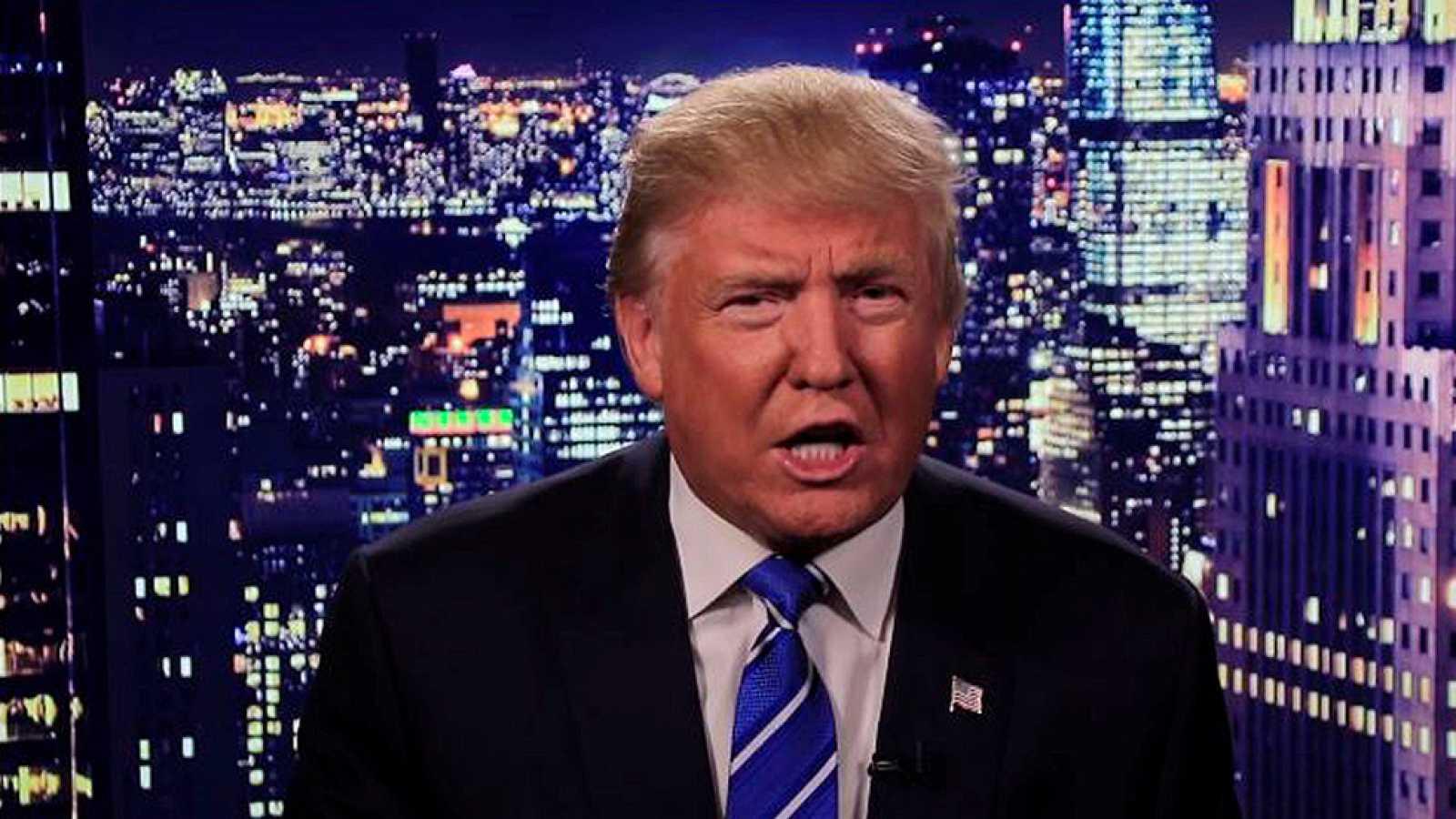 Una grabación de 2005 revela comentarios denigrantes de Donald Trump hacia las mujeres