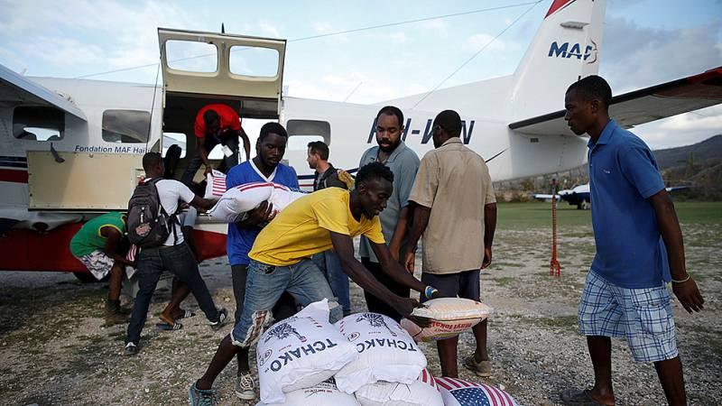 Haití necesita ayuda tras el devastador paso del huracán Matthew