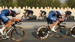 Etixx Quick Step domina la crono por equipos