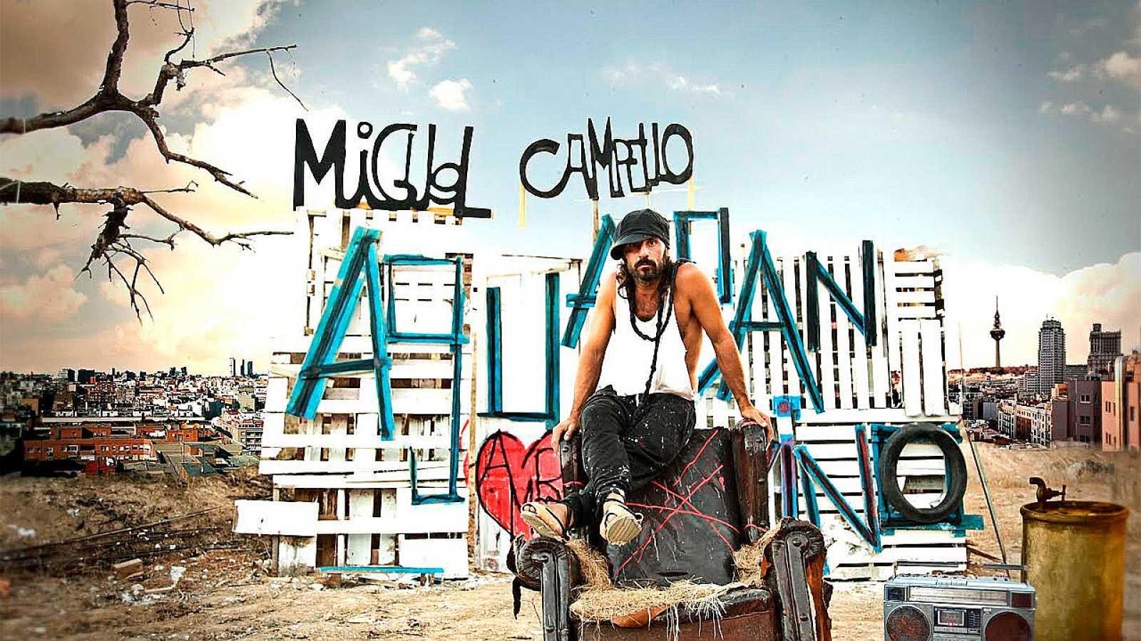 Miguel Campello - Agua, pan, amor y vino