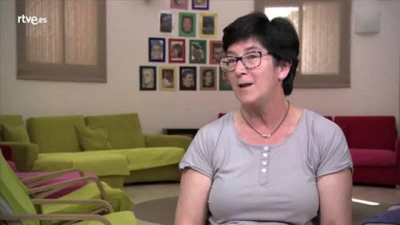 Aída Hernández / Psícóloga del Centro Sta. Ángela de la Cruz