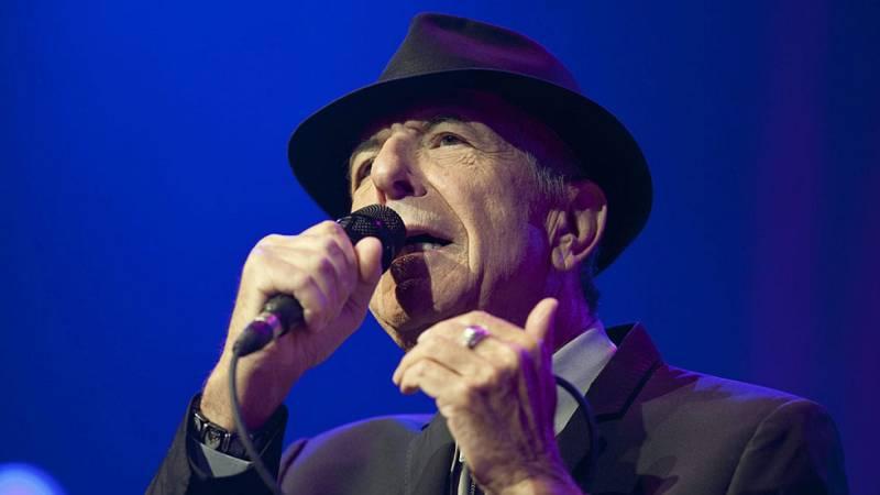 Leonard Cohen ya tiene listo su nuevo disco, 'You want it darker'