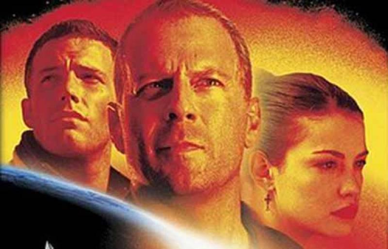 Tres14. Cine y Ciencia: Armageddon