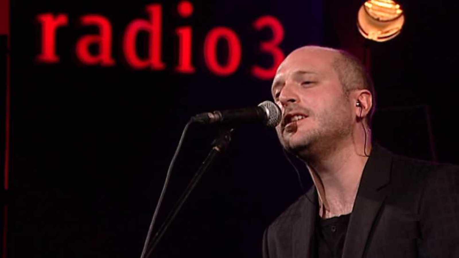 Los conciertos de Radio 3 - Rafa Caballero - ver ahora