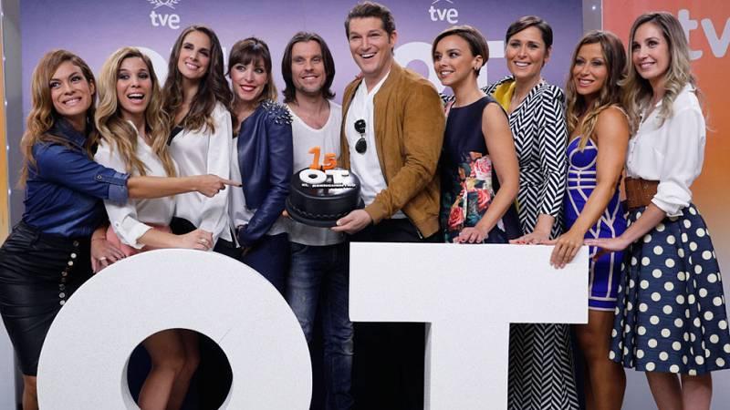 'OT El Reencuentro' se estrena este domingo a las 22:00 en La 1 y rtve.es