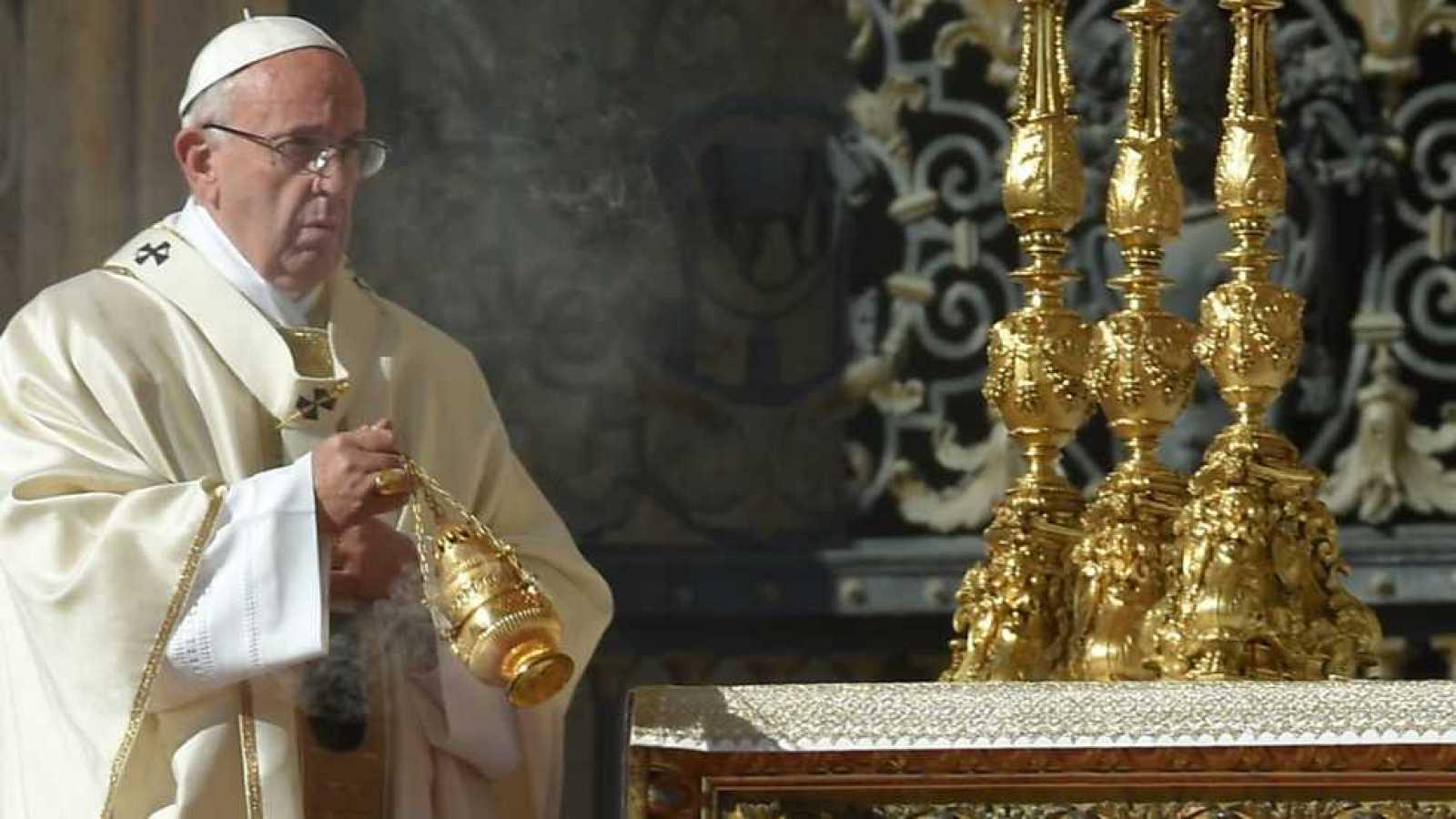El día del Señor - Canonización del Obispo Manuel González desde el Vaticano, Roma - ver ahora
