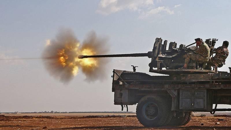 Los rebeldes sirios arrebatan Dabiq al Estado Islámico