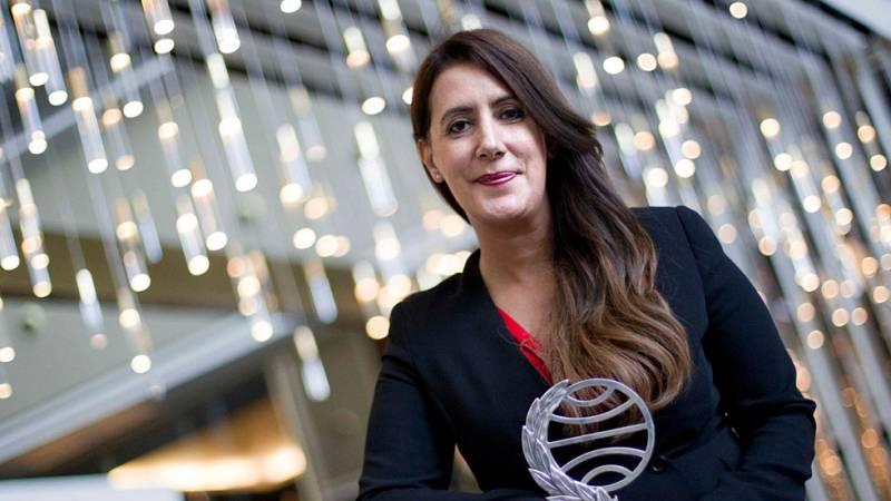 Dolores Redondo gana el Premio Planeta por 'Todo esto te daré'