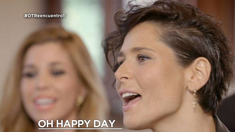 """OT. El Reencuentro - Un """"happy day"""" para los concursantes de 'Operación Triunfo'"""