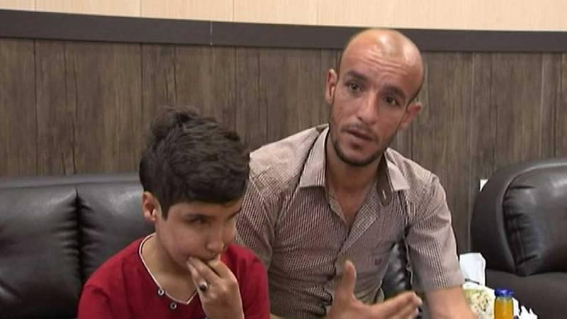Escapar del Daesh en Mosul: una familia relata su huida de la ciudad a través de un campo minado
