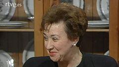 Con las manos en la masa - Potaje de garbanzos y patitas de cordero con Marisa Sánchez (Echaurren de Ezcaray)