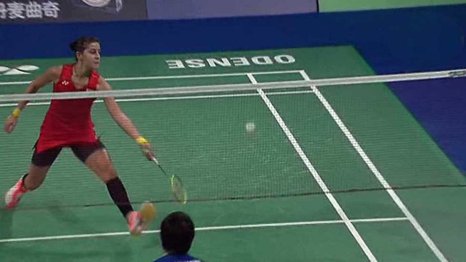 Bádminton - Super series Premier 'Yonex Denmark Open'. Semifinales - ver ahora