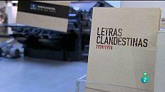 La Aventura del Saber. Exposición Letras Clandestinas