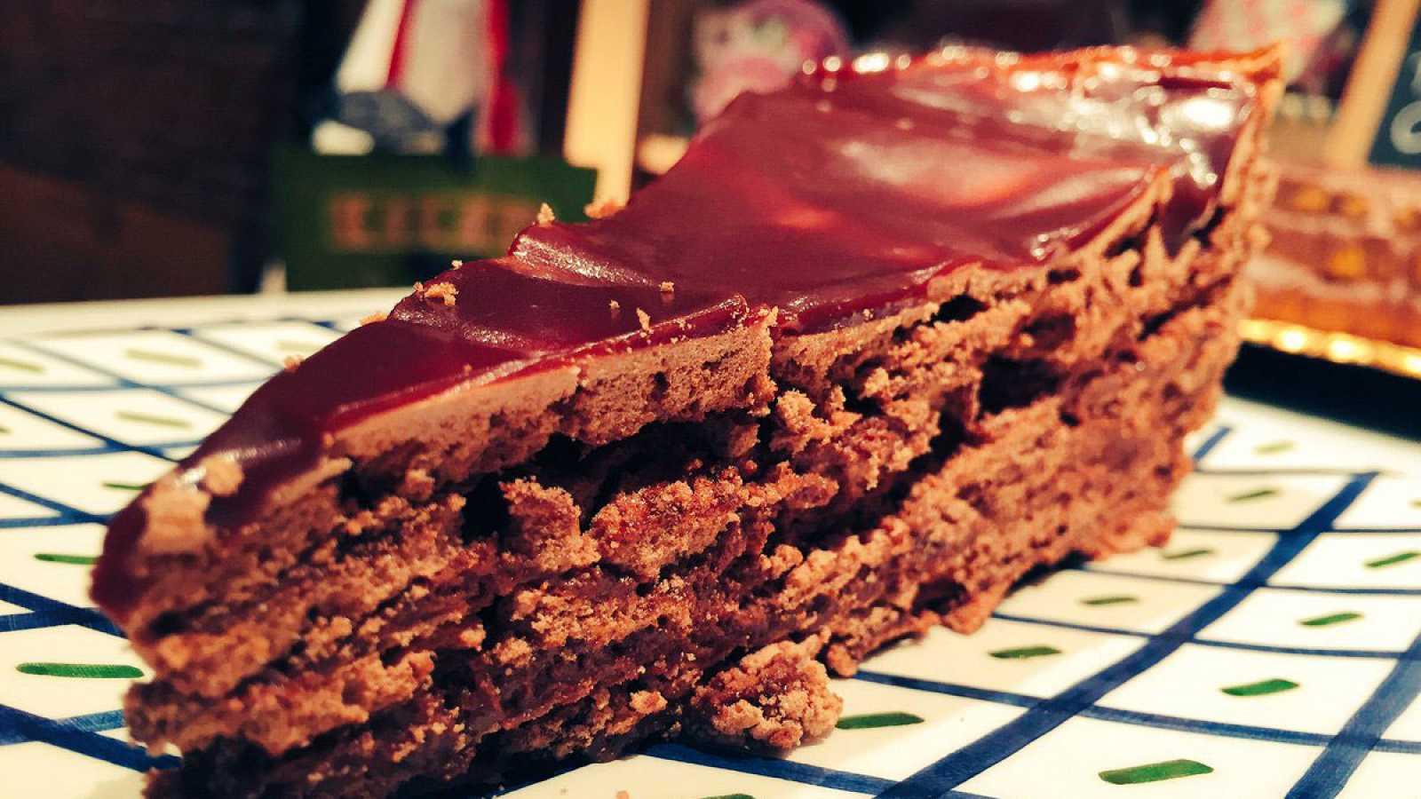 España Directo La Mejor Tarta De Chocolate Del Mundo Rtve Es