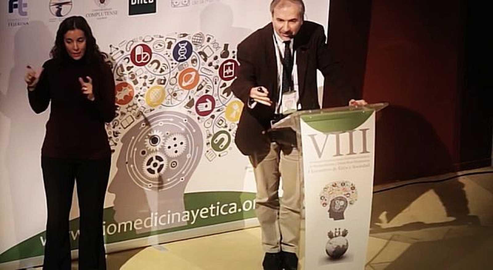Conversaciones sobre Biomedicina, Tecnología y Der. Humanos