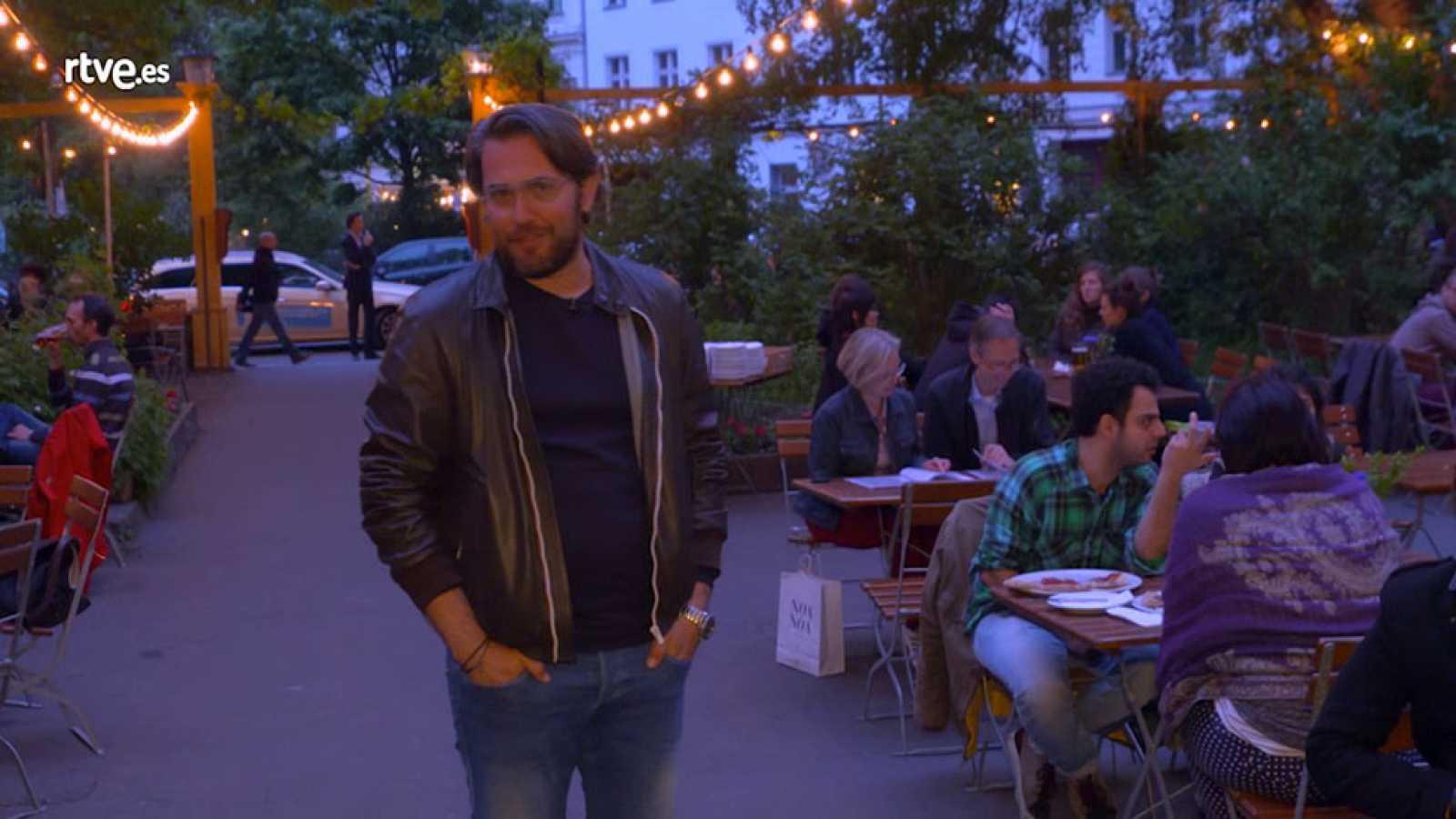 Destinos de película en Berlín. Bar de las estrellas