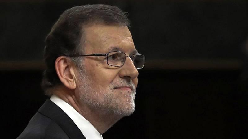 Discurso íntegro de Mariano Rajoy en el Debate de investidura