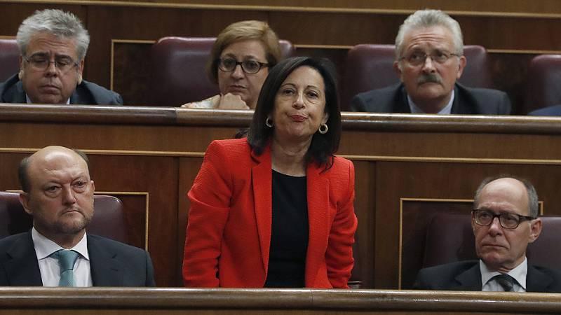 Debate de investidura: Quince diputados del PSOE rompen la disciplina de voto y dicen 'no' a Rajoy