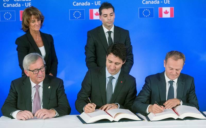"""""""Continuaremos la presión e intentaremos dar marcha atrás al CETA"""", aseguran los consumidores"""