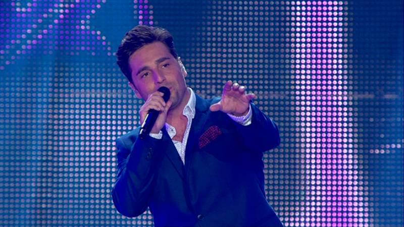 OT. El reencuentro - David Bustamante canta 'Además de ti'
