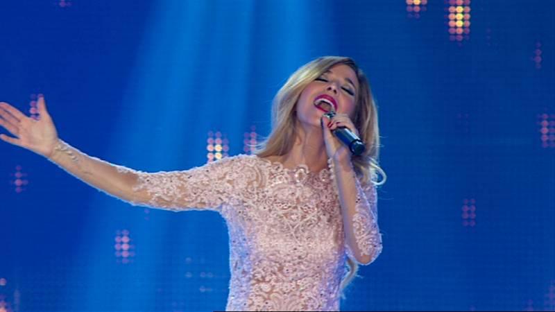 OT. El reencuentro - Natalia canta 'Héroe'