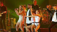 OT. El reencuentro - Natalia canta 'Vas a volverme loca' en el Concierto de OT