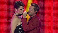 OT. El reencuentro - Bisbal y Rosa cantan 'Vivir lo nuestro' en el concierto de OT