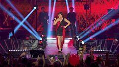 OT. El reencuentro - Chenoa canta 'Atrévete' en el concierto de OT