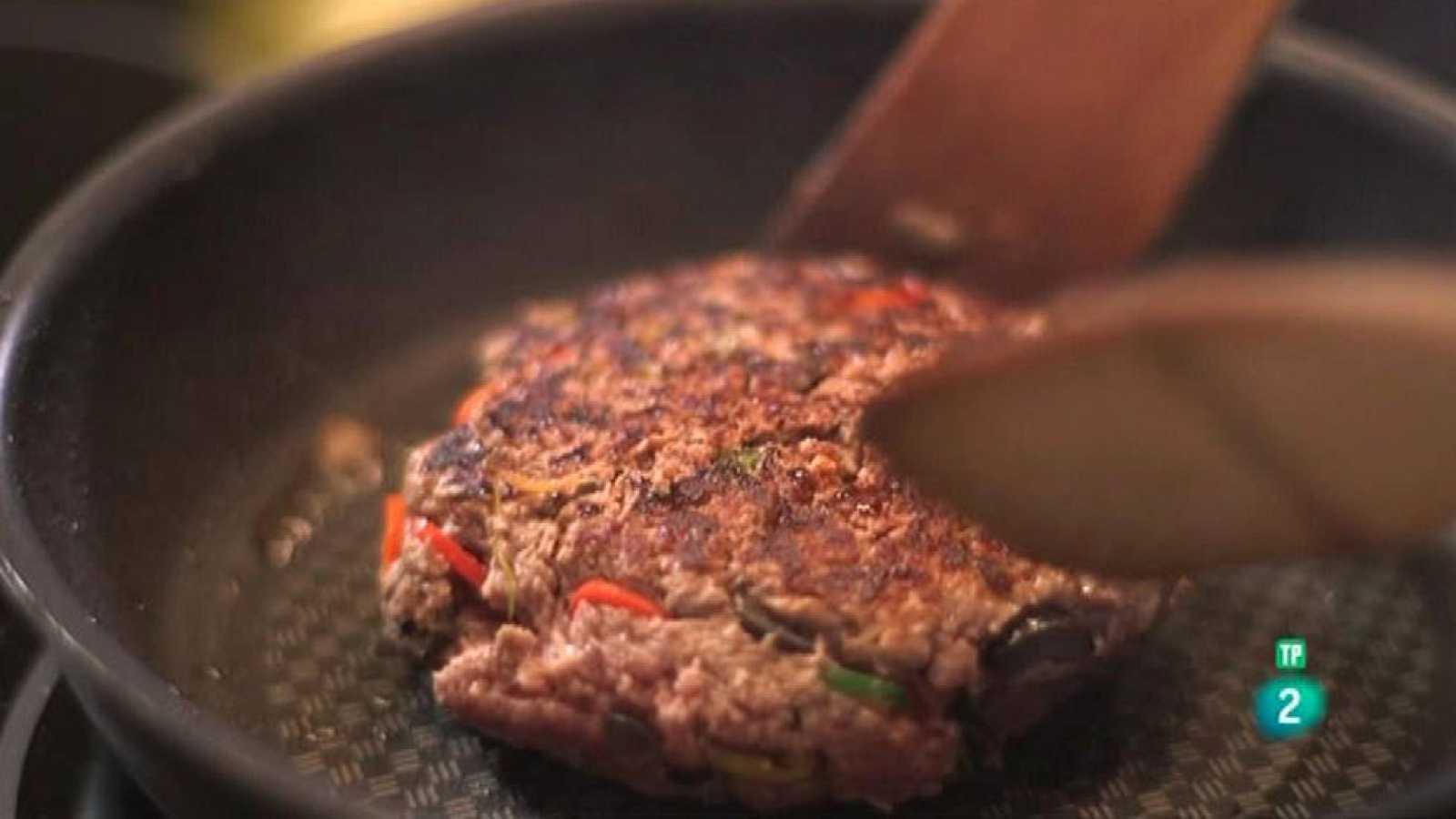 """La receta: Hamburguesa con champiñones de """"Extraños en un tren"""", de Patricia Highsmith"""