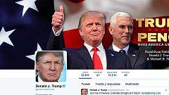 Trump gana las elecciones en las redes sociales