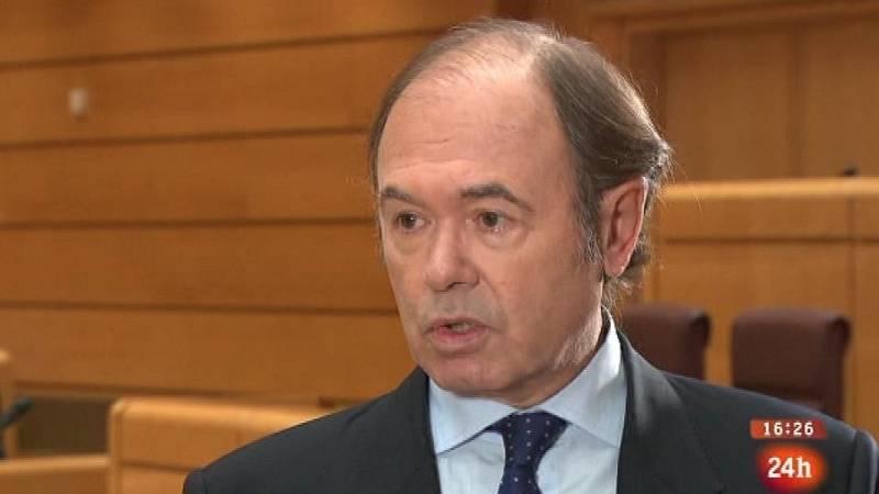 Parlamento - La entrevista - Pío García-Escudero, presidente del Senado - 05/11/2016