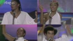 Los veinticinco primeros años de televisión - Gala final