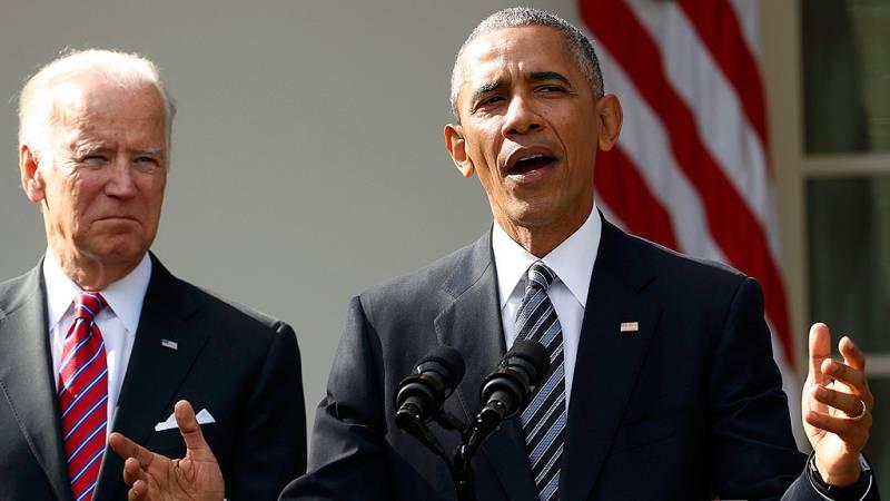 """Obama pide """"unidad"""" a la nación tras la victoria de Trump: """"Somos estadounidenses primero"""""""