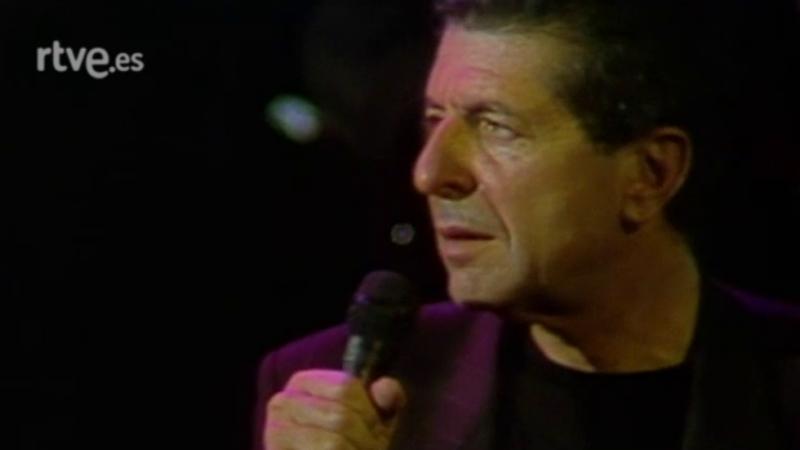 Leonard Cohen en concierto (Segunda parte)