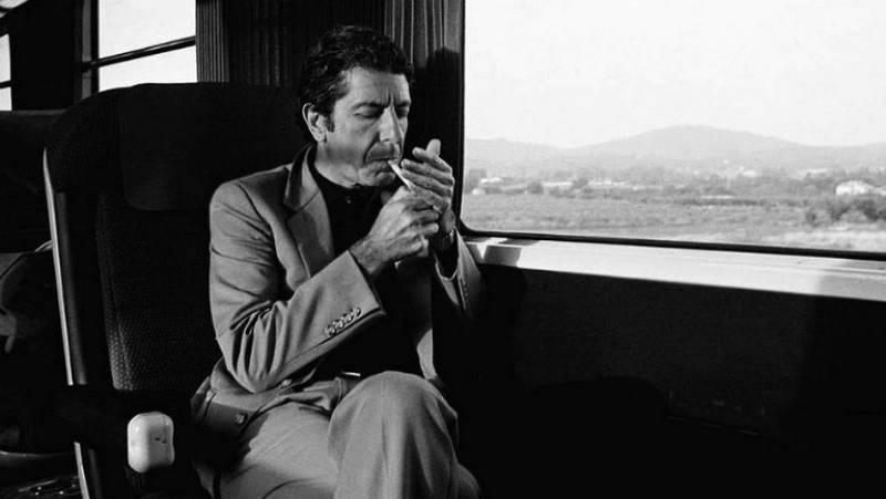 Palabra Voyeur - 'Cielo'. Leonard Cohen - 16/11/16 escuchar ahora