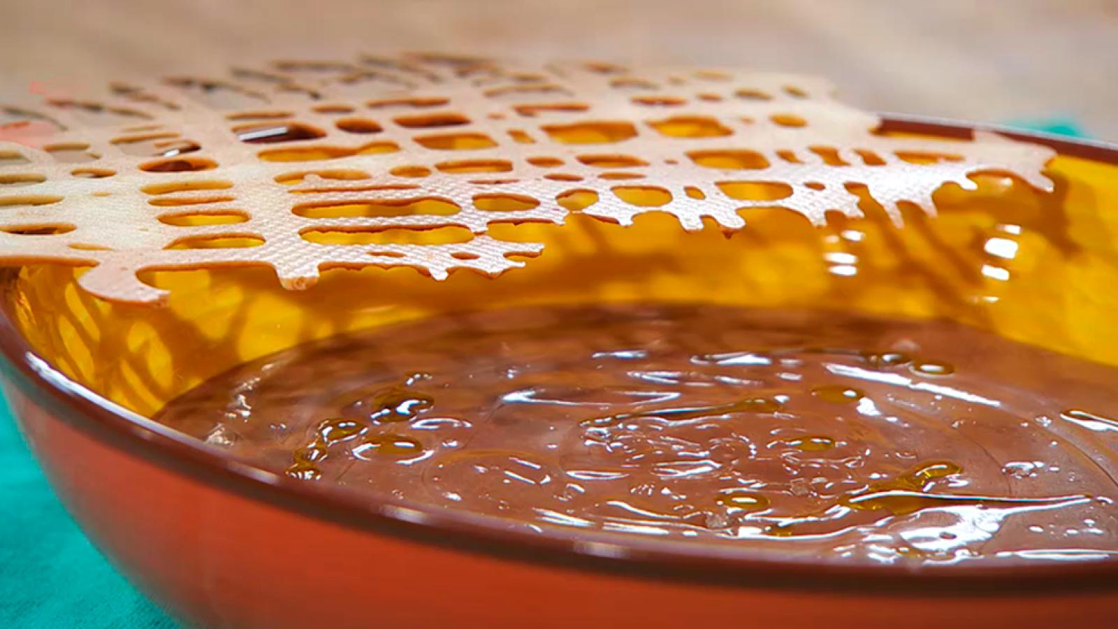 Receta de natillas de chocolate con sal y especias