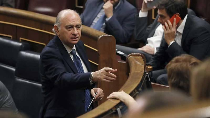 Pugna entre el PP y el PSOE por la elección de Fernández Díaz como presidente de la comisión de Exteriores