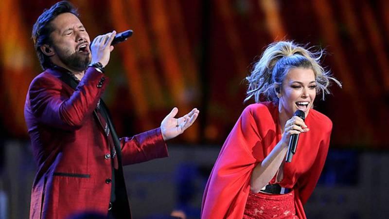 """""""La bicicleta"""" de Carlos Vives y Shakira  fue mejor canción y mejor grabación del año en los Grammy Latinos"""