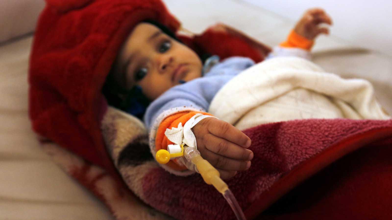 """UNICEF: """"Cada día mueren 16.000 niños menores de cinco años por causas evitables"""""""