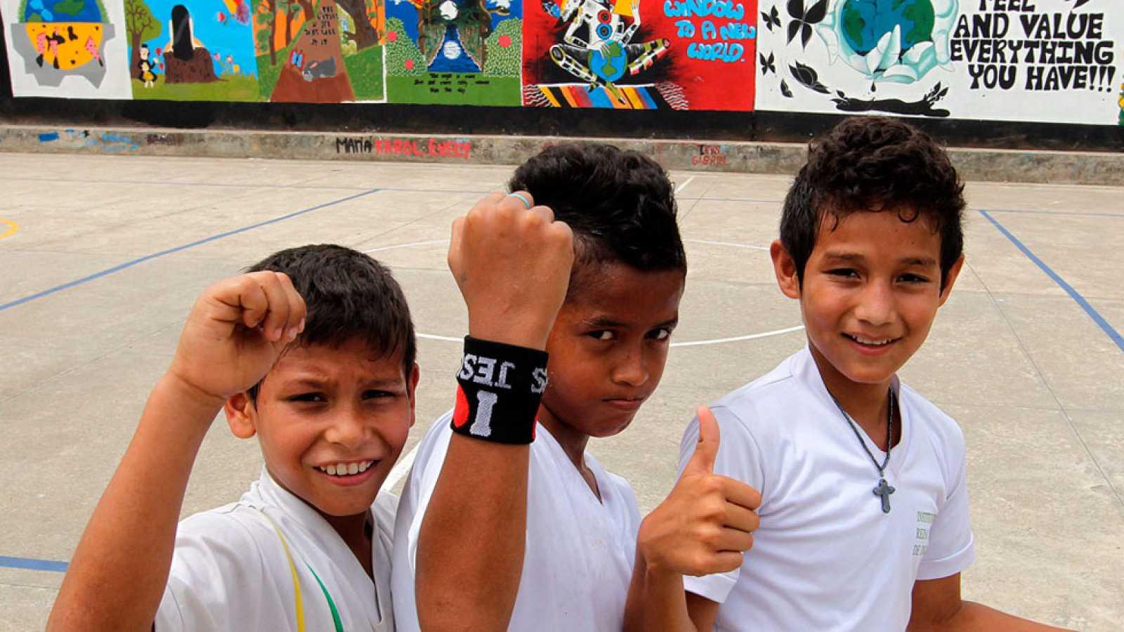 Un videoclip de Bisbal para concienciar sobre los derechos del niño
