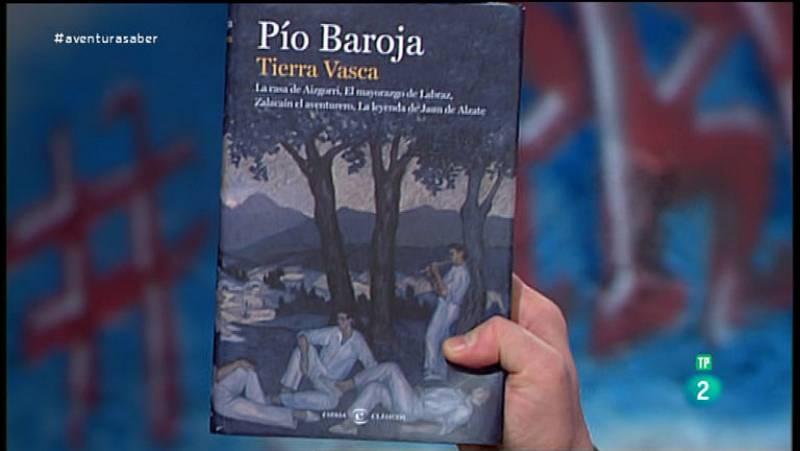 La Aventura del Saber. Libro Tierra Vasca de Pío Baroja.