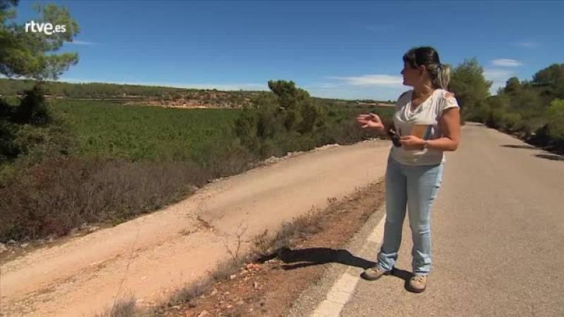 Cristina Montiel, geógrafa