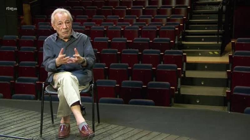 José Luis Gómez relata la génesis del Teatro de La Abadia