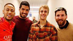 Justin Bieber actúa esta noche en el Palau San Jordi