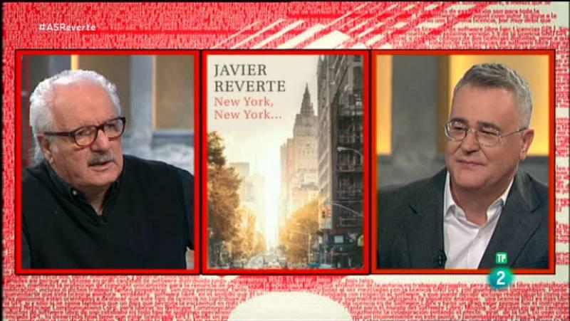 La Aventura del Saber. TVE. Javier Reverte.  'New York, New York¿'