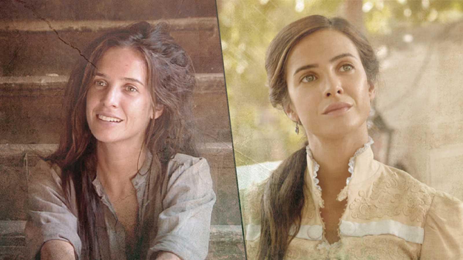 Así ha sido la transformación de Juana en Elena