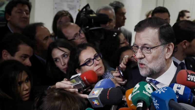 """Rajoy lamenta la muerte de Barberá: """"Estoy enormemente apenado"""""""